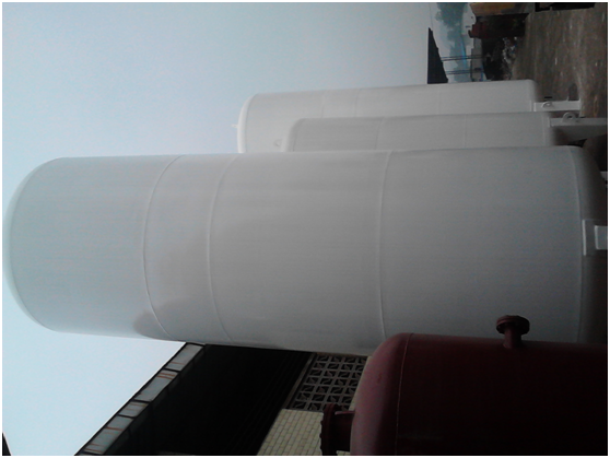 Petrochemical Air Separation Unit , Lower Operation Pressure Liquid Oxygen Plant ISO
