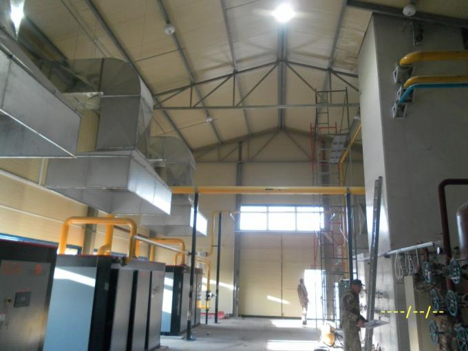 Industrial Liquid Oxygen Plant , Air Separation Unit For Metal / Filling Cylinders And Tank