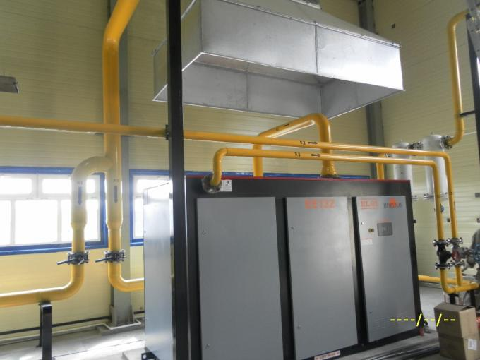 Small liquid oxygen plant hydrogen power , medical oxygen generator