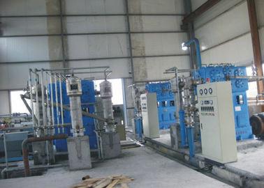 China Medical Cryogenic Air Separation Plant , High Purity Oxygen Nitrogen Gas Plant supplier