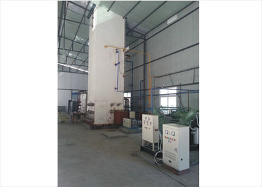 China Industrial Cryogenic Oxygen Cylinder Filling Plant , Air Gas Separation Plant 1000 M3/H supplier
