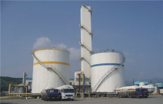 50 - 1000 m3/hour Industrial Liquid Oxygen Plant , Oxygen Gas Production