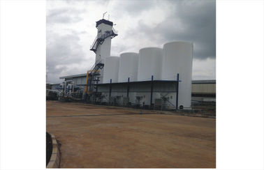 China Medical Liquid Oxygen Plant / Equipment , Low Pressure ASU Air Separation Plant supplier