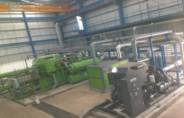China Industrial Liquid Oxygen Nitrogen Plant , Oxygen Generating Equipment 750m3/hour supplier