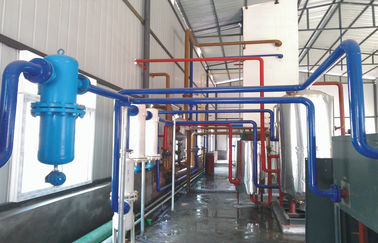 Oxygen Gas Plant Bottling Filling Station 500 M3/hour For Industrial Air Separation Plant