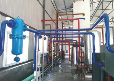 Low Pressure Liquid Oxygen Nitrogen Gas Plant , Gas Liquefaction Plant 2000 m³/h