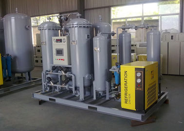 Small Cryogenic Air Separation Plant / Medical Liquid Oxygen Generator 180 m³/h