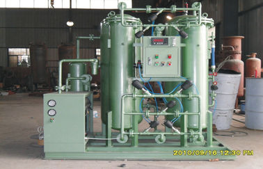 PLC Control PSA Nitrogen Generator , Purity Air Separation Unit