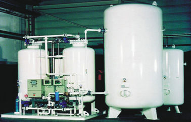 China Pressure Swing Adsorption Nitrogen Generating System , Nitrogen Production Unit supplier