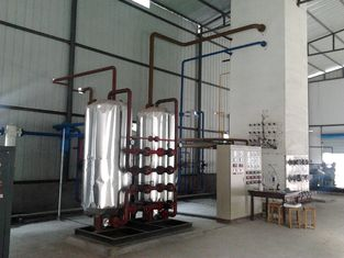 China 1000KW Oxygen Nitrogen Gas Liquefaction Plant , Liquid Plant Filling Cylinder Decive supplier