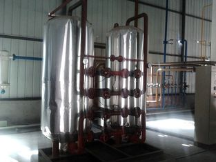 China Cryogenic Air Separation Unit Generator For Oxygen Nitrogen Gas Plant supplier