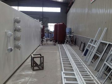China 300 L/hour Liquid Oxygen Plant , Normal Temperature Air Separation Unit supplier