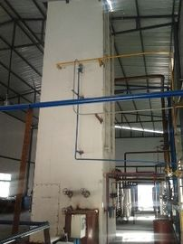 China Cryogenic Industrial Oxygen Plant / Oxygen Cylinder Filling Plant KDON-600/120 supplier
