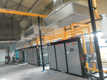 Cryogenic Air Gas Separation Plant / Oxygen Gas Plant For Industrial And Medical