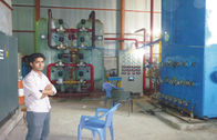 Low Pressure Liquid Oxygen Generating Equipment , Medical Oxygen Gas Plant 1000KW for sale