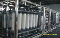 Single Stage Reverse Osmosis Seawater Desalination Equipment With Water Treatment for sale