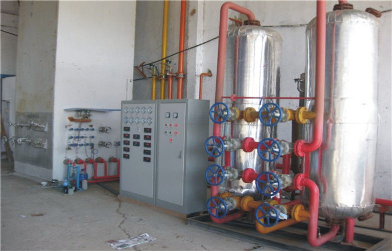 Small Size Industrial and Medical Liquid Oxygen Plant 100 m3/hour