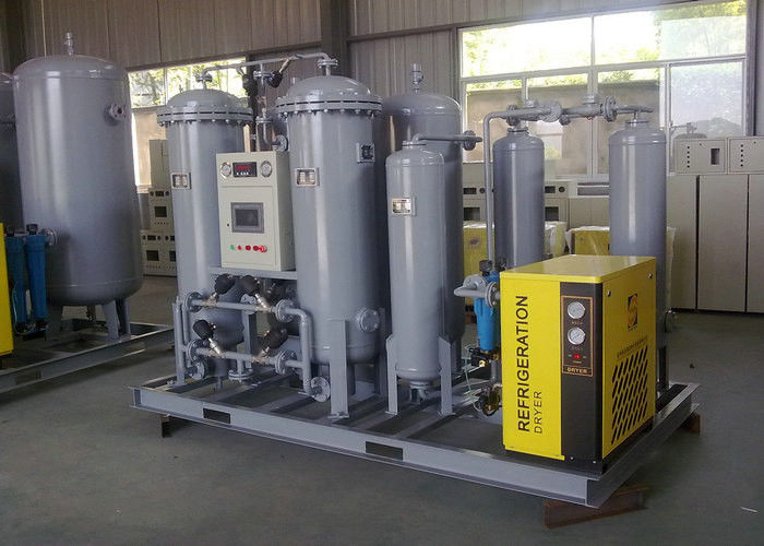 Small Cryogenic Air Separation Plant / Medical Liquid Oxygen