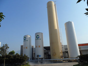 China 100L/h Liquid Nitrogen Production Plant , 1000KW Industrial Oxygen Generator factory