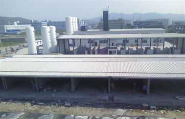 China Chemical Industry Air Separation Equipment , Nitrogen Generation Plant factory