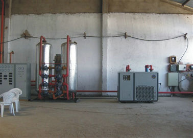 China Cryogenic Industrial Nitrogen Generator / Nitrogen Generation Plant For Medical factory