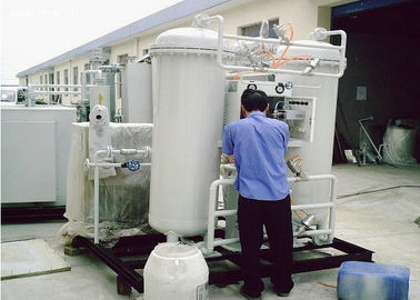 China Industrial / Medical Liquid Nitrogen Plant , 1000 m³ / hour PSA Nitrogen Production Planton sales