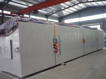 China Low Pressure Cryogenic Air Separation Plant with Oxygen 99.7% and Nitrogen 99.99% distributor